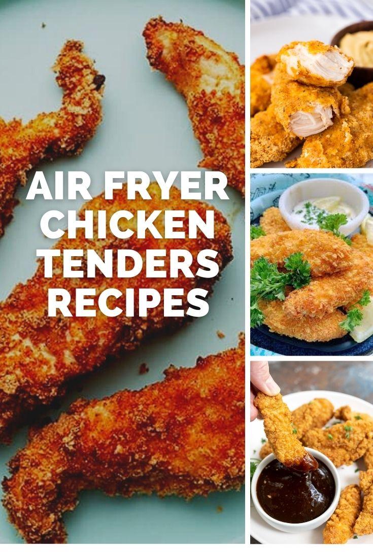 Air Fryer Chicken Tenders recipes