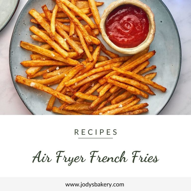 Air Fryer French Fries recipes